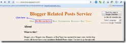 Related Posts for Blogger : Widget Inserts Automatically