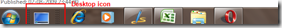 Windows 7! Show Desktop Icon