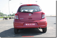 Nissan Micra Car in India : Review