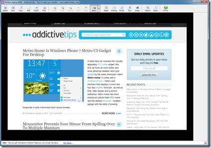 Screenshot Extension for Chrome : FireShot