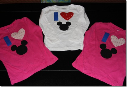 I Heart Mickey Shirts 005