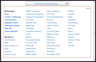 Citation Machine Apa Format Generator For Websites   Cover Letter