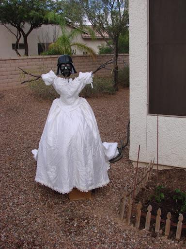 Coisas pra fazer com um vestido de noiva