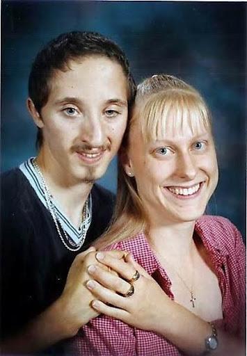 Casais feitos um para o outro