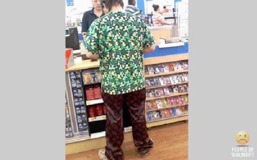 Coisas que você só vê... no Wal-Mart - Parte 5