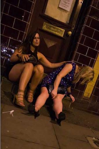 Fotos da mulherada no fim de festa - Parte 6
