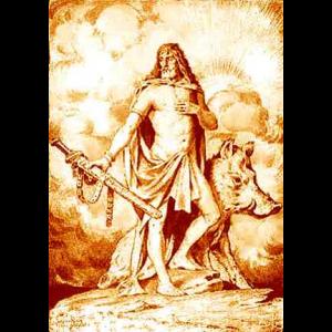 God Freyr Cover