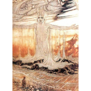 Goddess Ran Cover