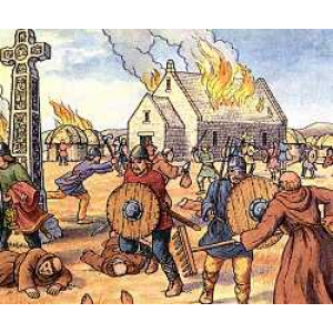Were The Viking Attacks Self Defense Against Christianity Cover