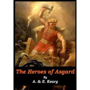The Heroes Of Asgard Cover