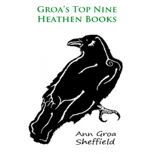 Groa Top Nine Heathen Books Cover