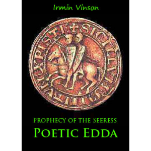 Prophecy Of The Seeress Poetic Edda Cover