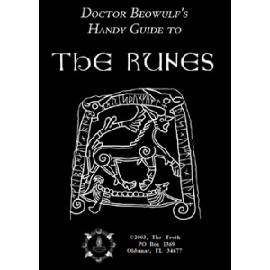 Doctor Beowulf Guide To Runes Cover