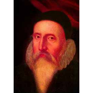 John Dee Biography Cover