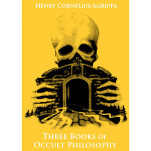 Three Books Of Occult Philosophy Book Ii Cover