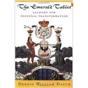 The Emerald Tablet Alchemy For Personal Transformation Cover