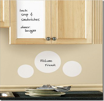 Dry-Erase Sheet Wall Sticker_1276089707320