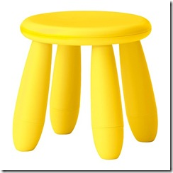ikea mammut childrens stool