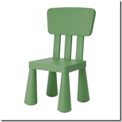 ikea mammut childrens chair