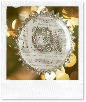 1_music disc christmas ornament