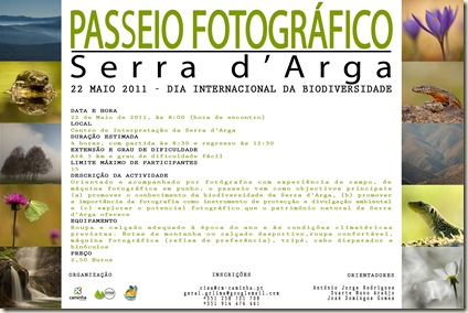 CISA - Passeio Fotográfico 22.05.2011