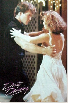 ClipArtDirtyDancingPoster