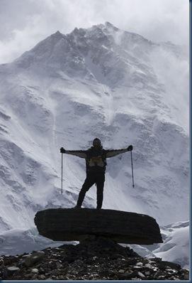 Climbing Blind Tibet 2004