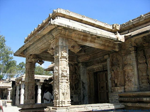Panchalinga Darshana at Talakadu in Karnataka