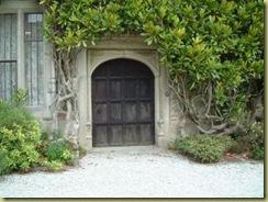 doorway lanhydrock