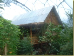 hut at Eden
