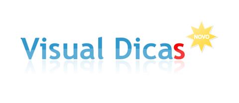 Logo Visual Dicas