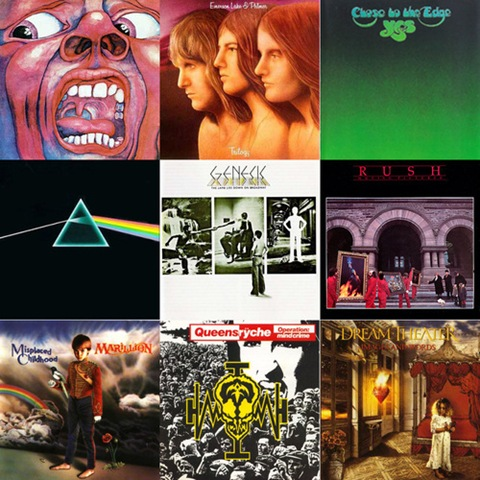 Progressive Rock for all types and ages group pic