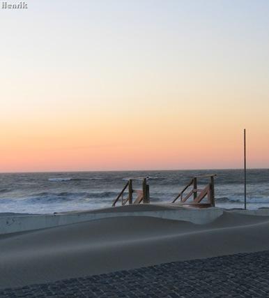 Praia Vagueira_Vento e areia