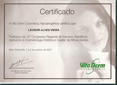 Certificado 2