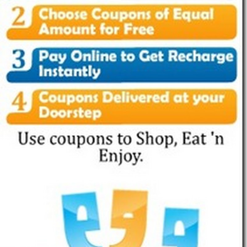 Freecharge coupons for mobile recharge prepaid