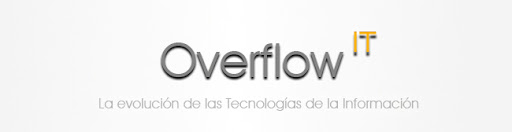overflowIT, overflow it,overflow, tecnologia,tecnologias de la informacion,Web2.0,Web 2.0, gadgets,IT, overflow, software, hardware, howto, technology,social networking, Information technologies