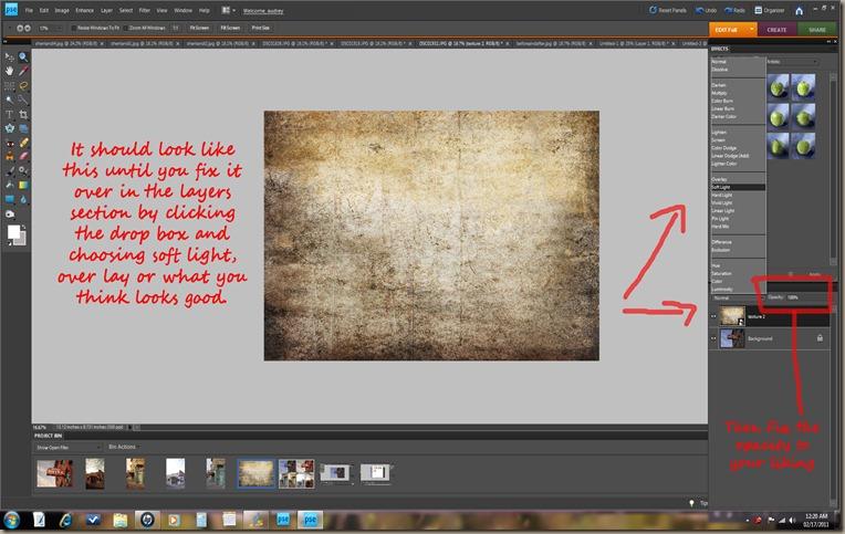adding texture2