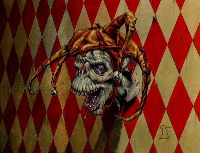 Fester the Jester, de Dan Frazier