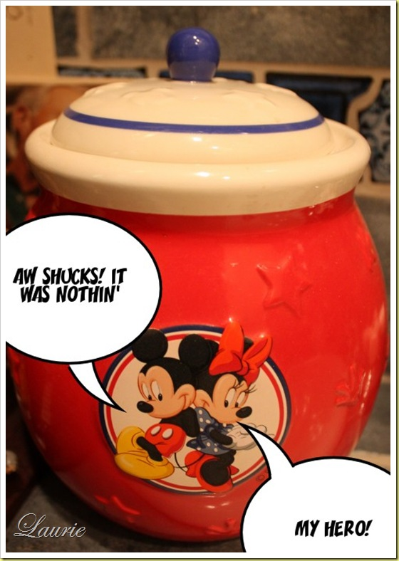 COOKIE JAR CAPTIONED