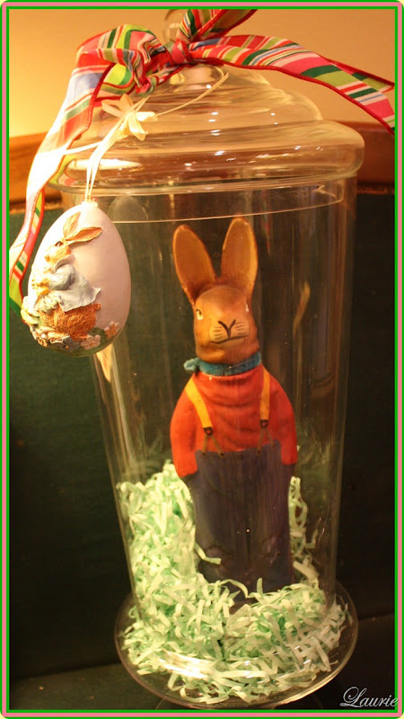 RABBIT IN JAR