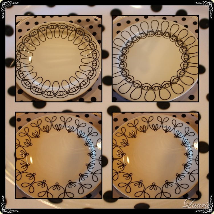 salad plates