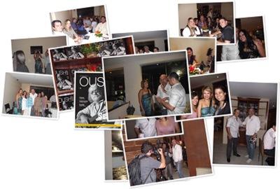Exibir Festa de lançamento da revista Oush!Brasil