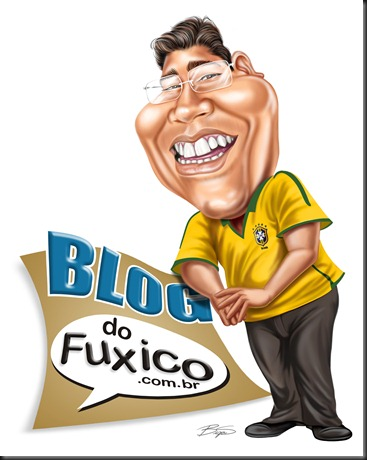 blog do fuxico novo camisa do Brail