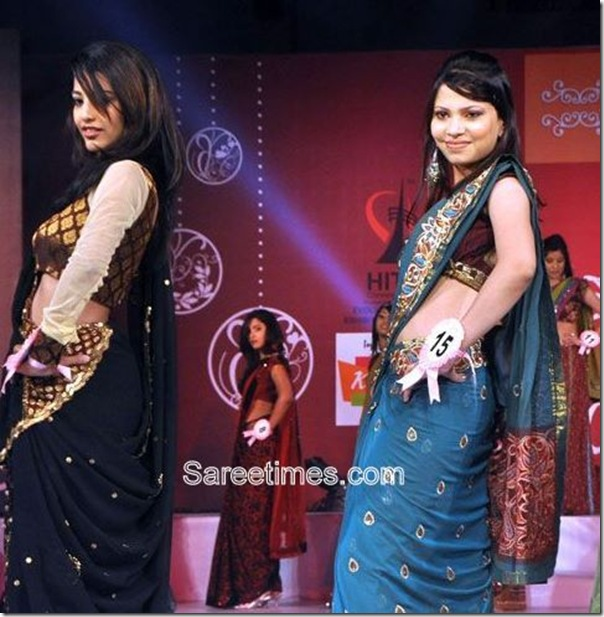 Embroidery_Designer Saree