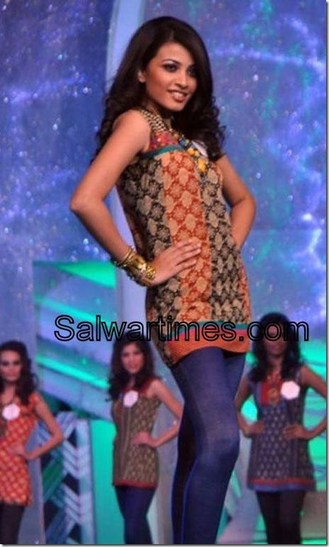Black_Orange_Designer_Salwar_Kameez (1)