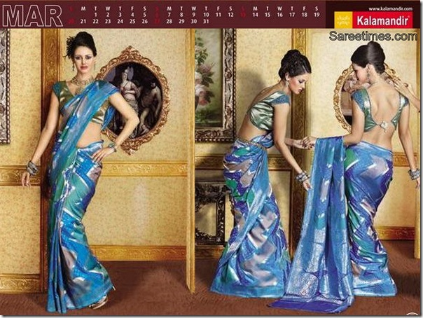 Blue_Destgner_Kalamandir_Saree