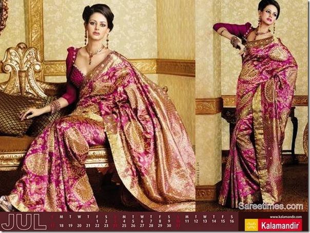 Pink_Designer_Kalamandir_Saree