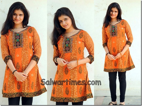 Sri_Lalitha_Orange_Designer_Salwar_Kameez