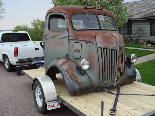 From My 1938-1947 Ford COE