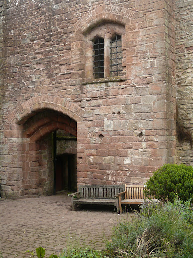 St Briavels Courtyard